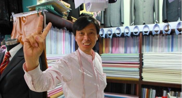 Los mejores mercados de ropa a medida en China