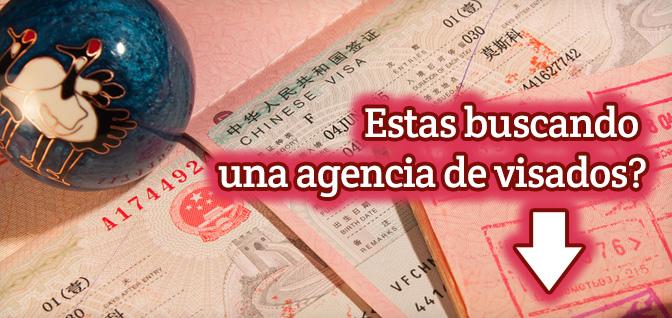 Agencia de Visados