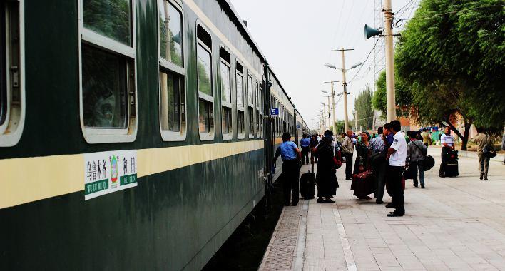 Treni in Cina