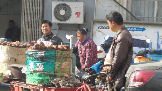 mercato cina