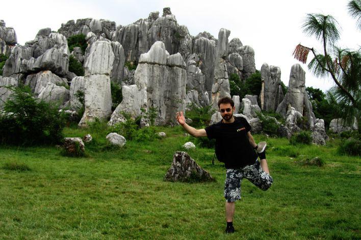 foresta di pietra