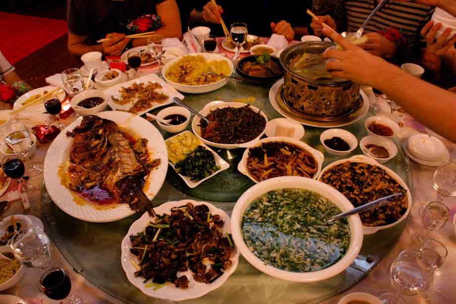 cena in cina