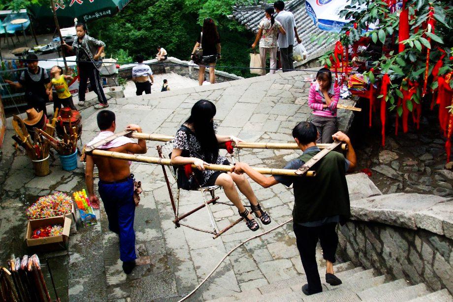 scalare il monte tai