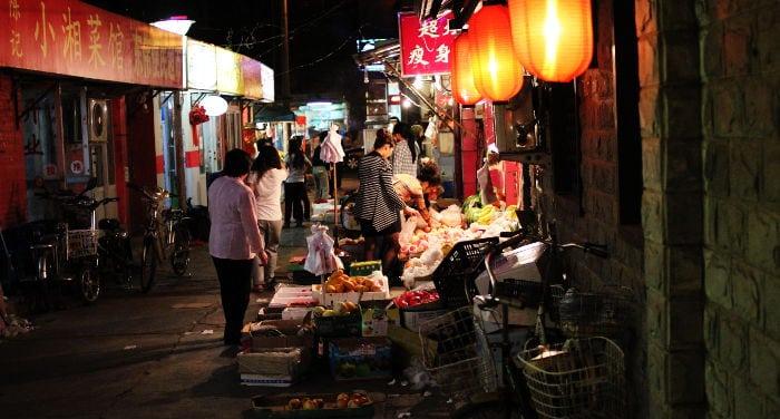 beiwai pechino ovest