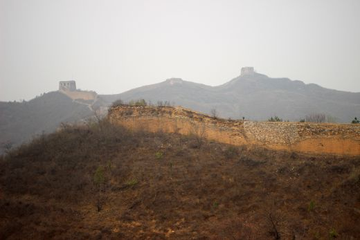 great wall pan long shan