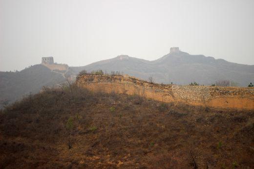 grande muraglia pan long shan