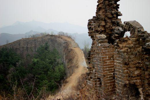 grande muraglia gubeikou