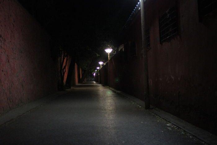 pechino ovest strada