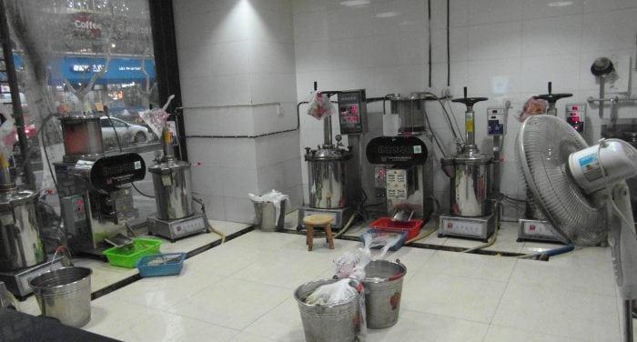 agopuntura in Cina