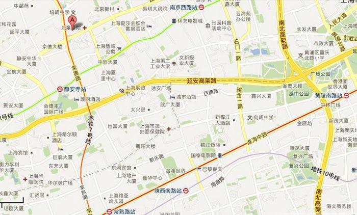 affitto a shanghai