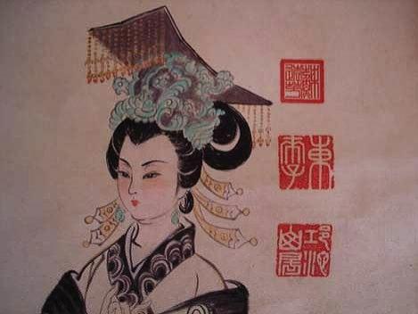 wuzhao imperatrice