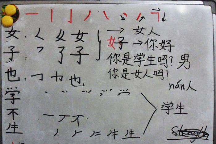 Insegnare cinese
