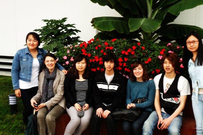 Insegnare cinese a pechino