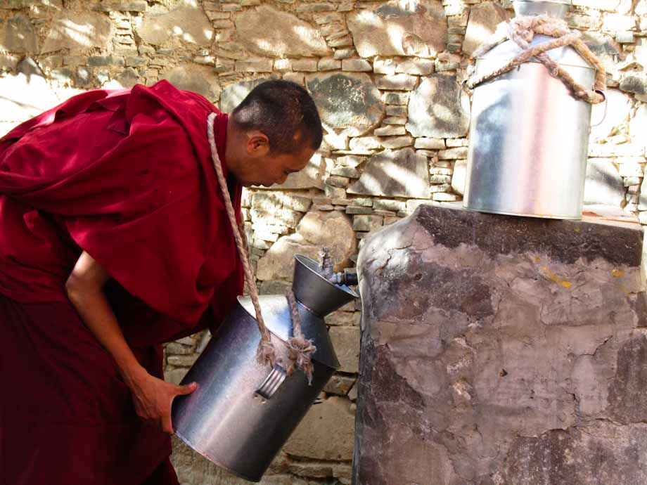 un monaco