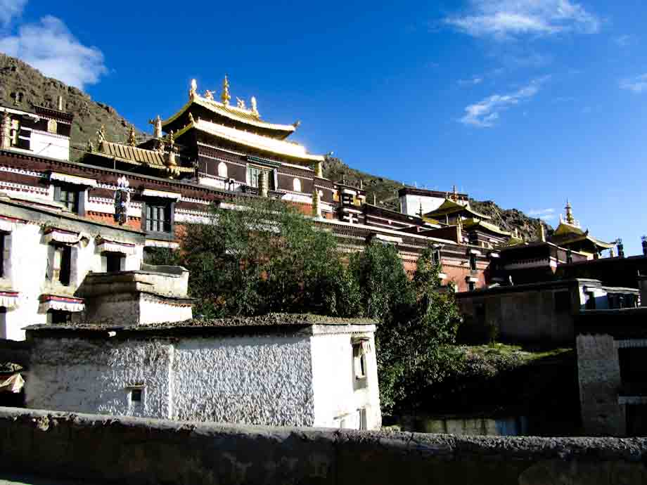 Monastero di Shigatse