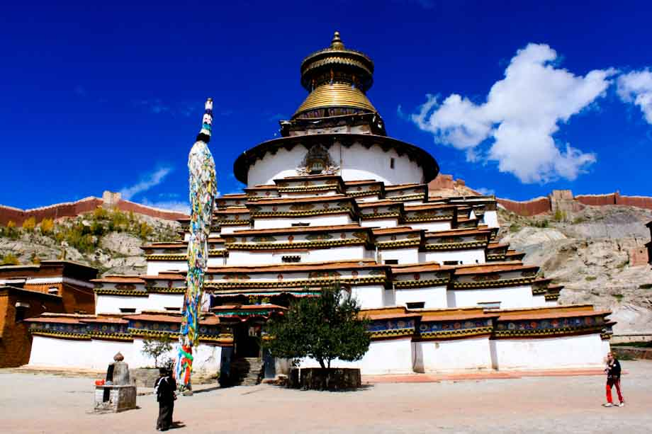 Il monastero di Palcho