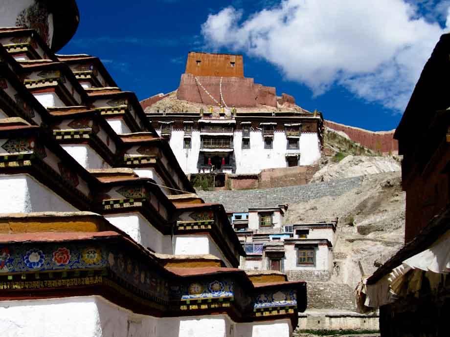 monastero tibetano