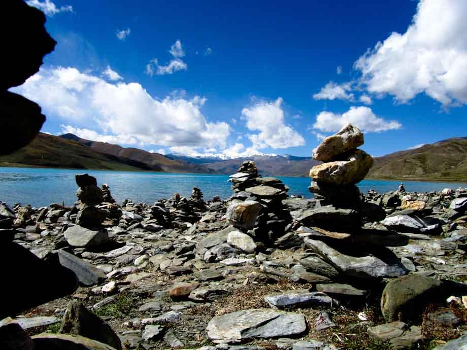 Lago Yamdrok