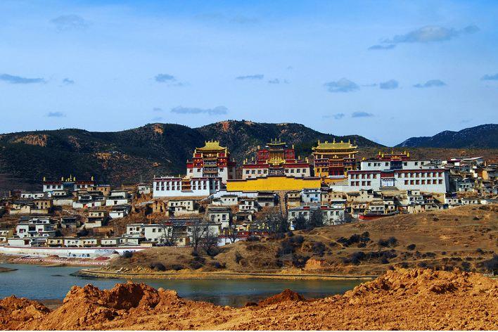 shanghi-la monastero