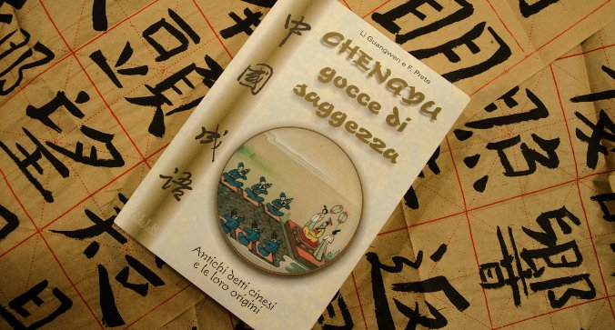 chengyu gocce di saggezza