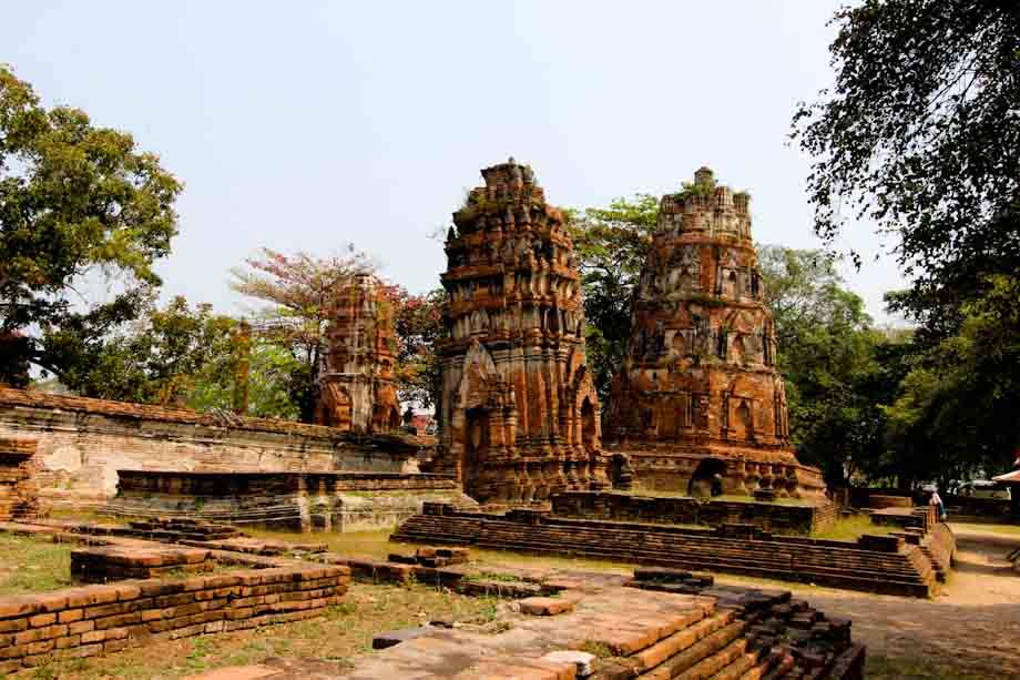 Ayutthaya in Thailandia