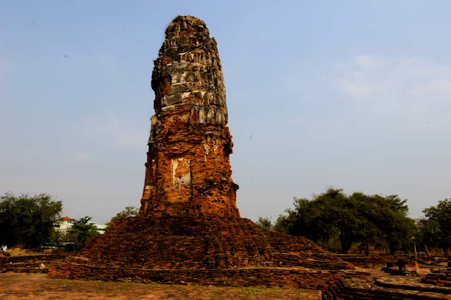come arrivare ad Ayutthaya