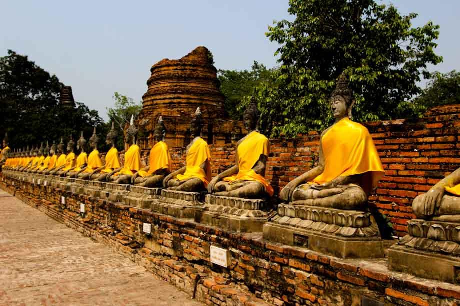 Ayutthaya viaggio