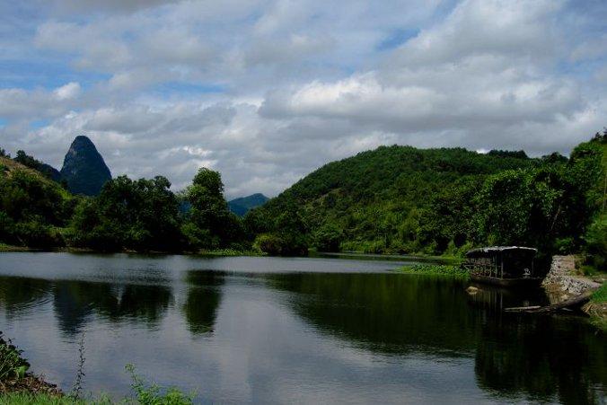 fiume li yangshuo