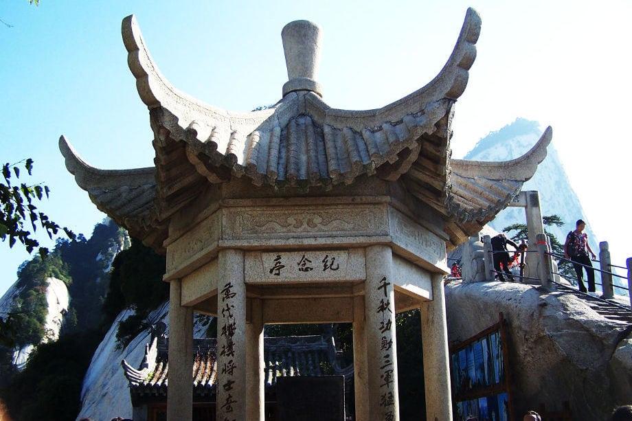 Huashan viaggio