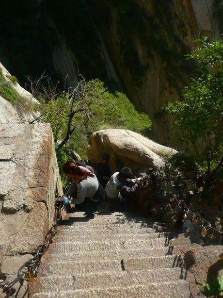 Monte Hua Shaanxi