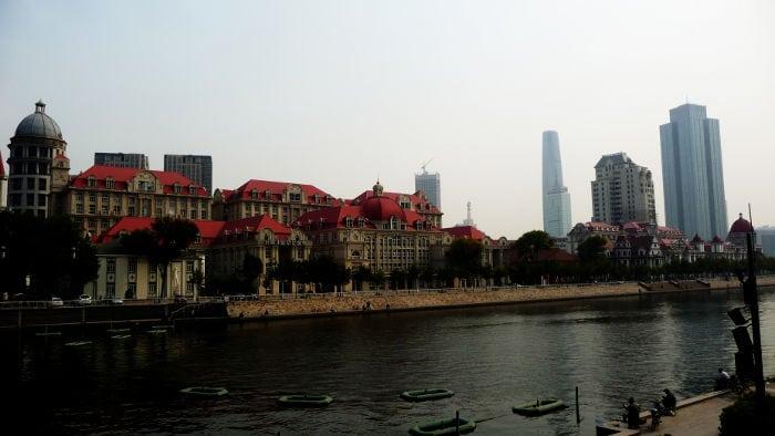 il Fiume di Tianjin