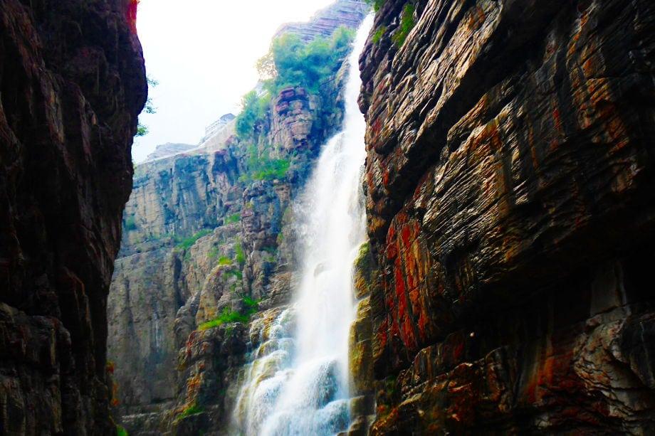 visitare Yuntai Shan
