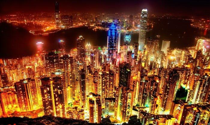 vivere a Hong Kong