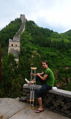 dottore in china