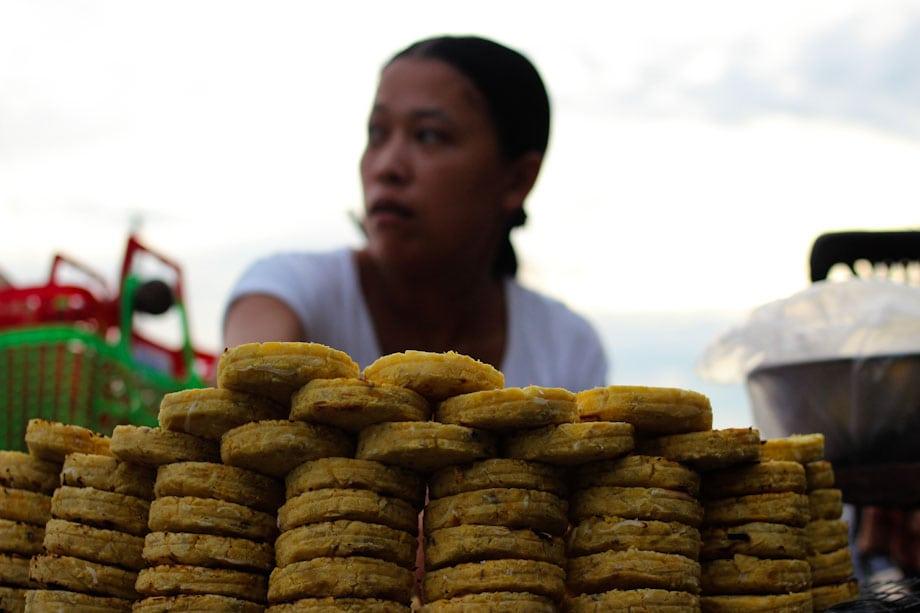 Mercati di strada in Vietnam
