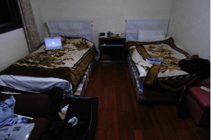 stanza a Shanghai