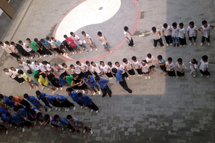 bambini a chenjiagou