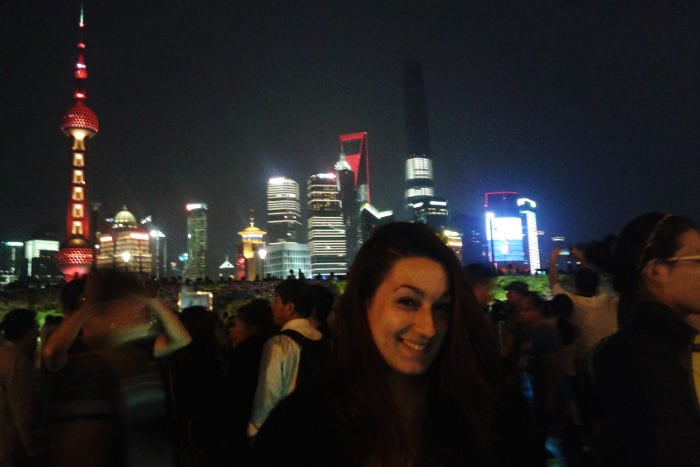 viaggio a shanghai