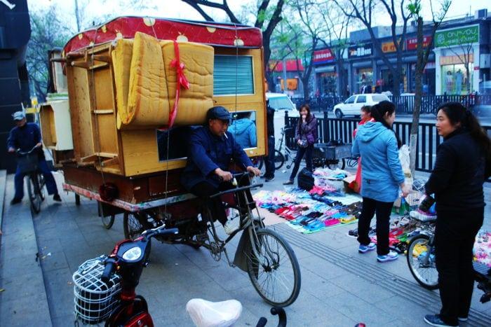 Lavorare in Cina