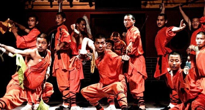 Tour del Kung Fu