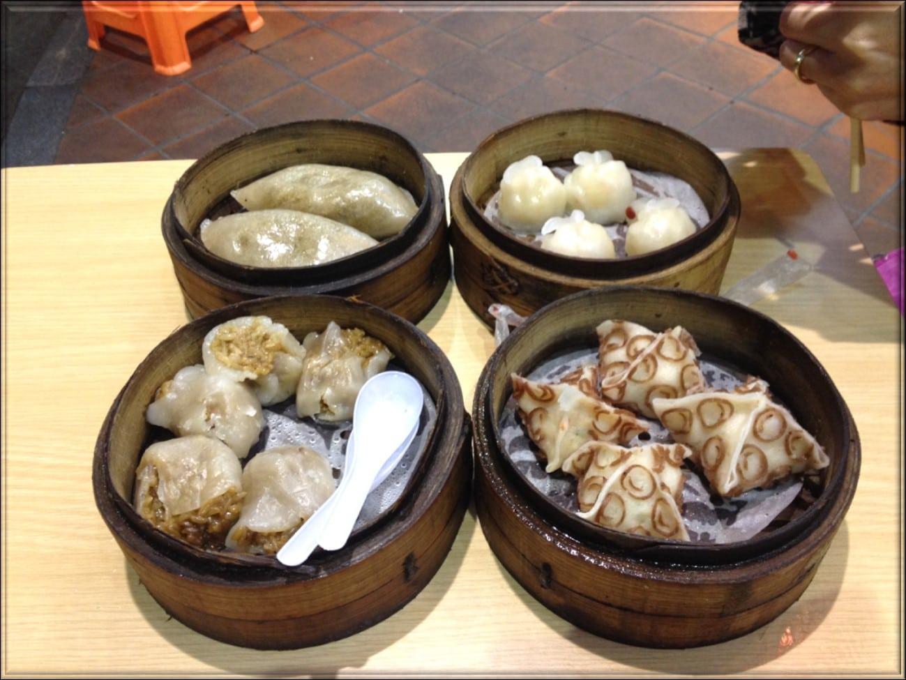 cibo tipico Xiamen