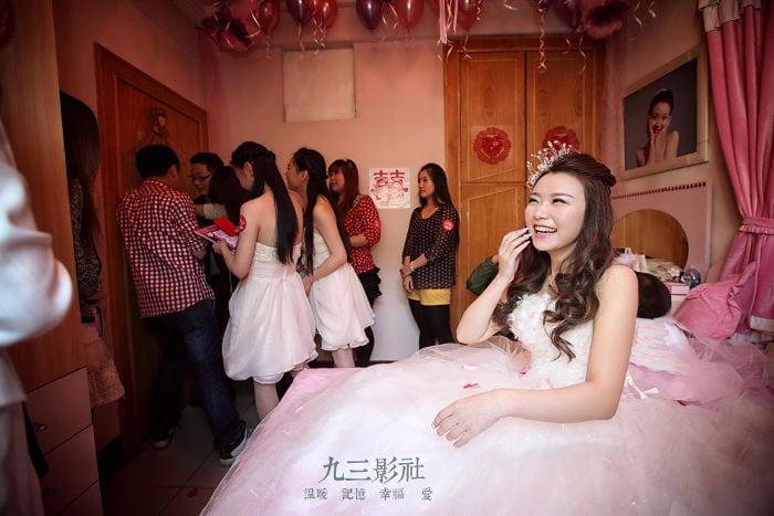 Sposarsi in Cina