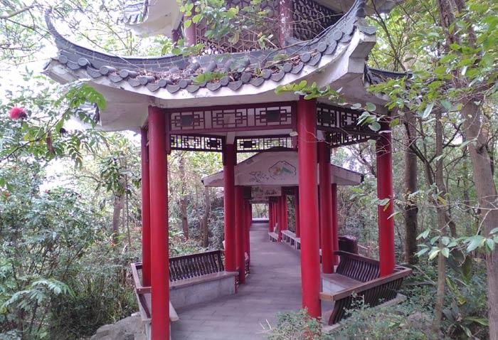 Il Monte Nanshan