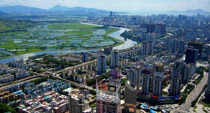 attrazioni turistiche principali di shenzhen