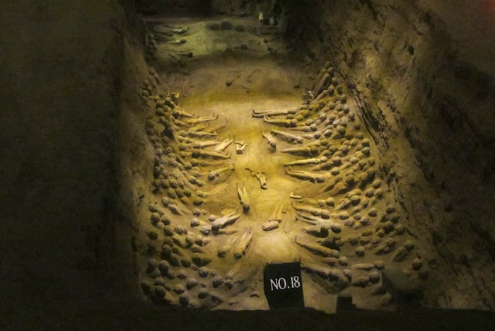 Tomba Imperatore Jingdi