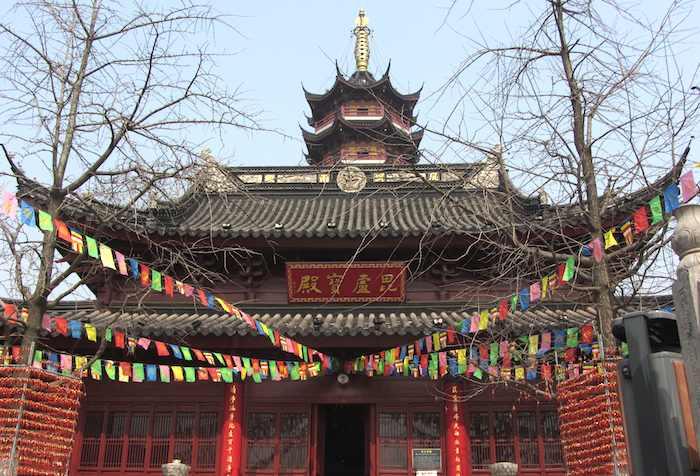 Il Tempio Jiming