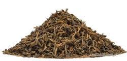 tè pu'er foglie sfuse