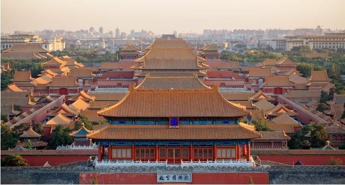 Tour a Pechino