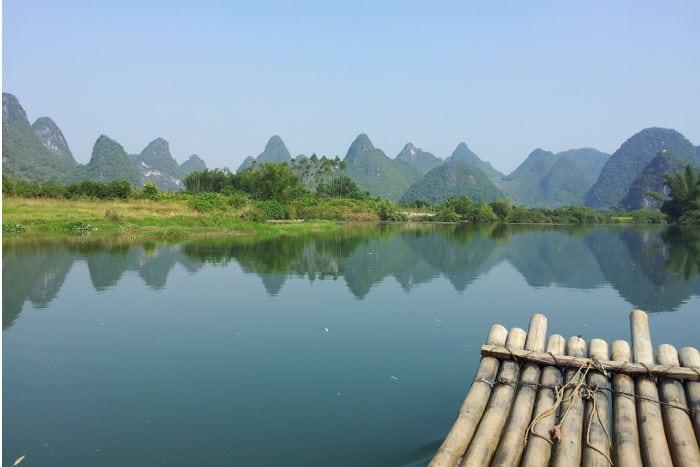 viaggiare a yangshuo