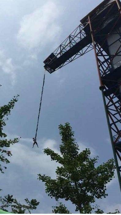 Bungee Jumping di Ningbo